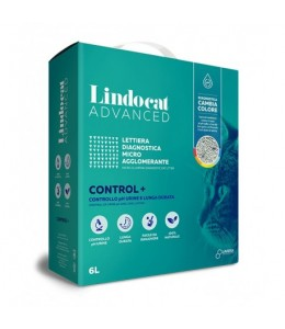 LINDO CAT ADVANCED CONTROL PLUS LT.6