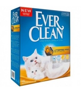 LETTIERA EVER CLEAN LITTER FREE PAWS L.6