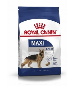 ROYAL MAXI ADULT KG.15+3 OMAGGIO