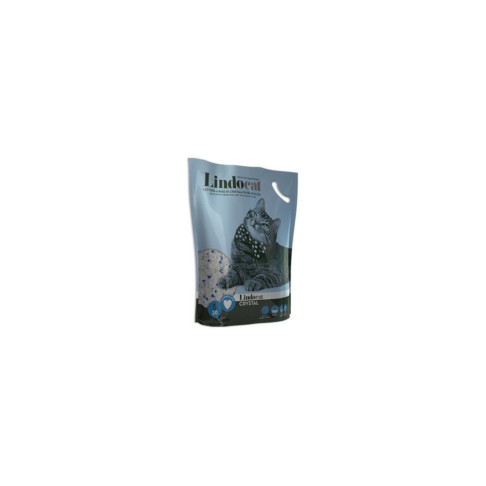LINDO CAT LETTIERA SILICIO NEUTRA LT.15