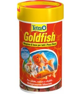 TETRA GOLD FISH ML 100