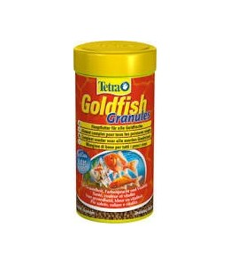 TETRA GOLD FISH GRANULI ML.250