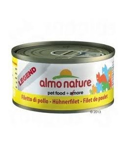 ALMO NATURE CAT FILETTO DI POLLO GR.70