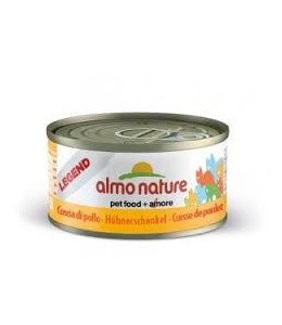 ALMO NATURE CAT COSCIA DI POLLO GR.70