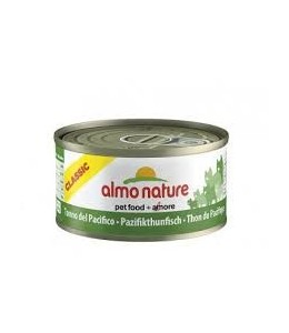 ALMO NATURE CAT TONNO PACIFICO GR.70